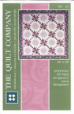 Stepping Stones ~ Quilt Quilting Pattern~ by The Quilt Company TQC223