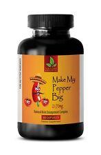 New listing Make My PEpPEr Big - Male Enhancement Formula - Male Stamina Enhancer - 1 Bottle