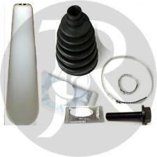 AUDI A6 1.9 TDI DRIVESHAFT HUB dado / bullone & CV JOINT BOOT KIT bootkit & CONO 97 & GT05