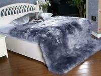 12kg wool blanket one fur at a loss sales thicker cashmere long fur bed cover