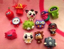 13 Moshi Monsters  Toy figures