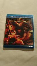 The Hunger Games ( Blu-ray 2 Disc Set  2012, Canadian)