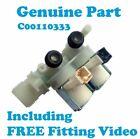 INDESIT Washing Machine Inlet Fill Solenoid Water Valve 2 Way C00110333
