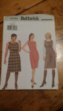 VINTAGE BUTTERICK LADIES JUMPER PATTERN 3590 SIZE 12-16 FREE SHIPPING