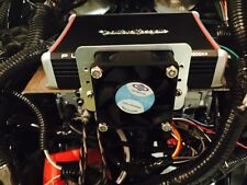 Amplifier Cooling Fan for Harley with Rockford Fosgate pbr300x2 pbr300x4 amp