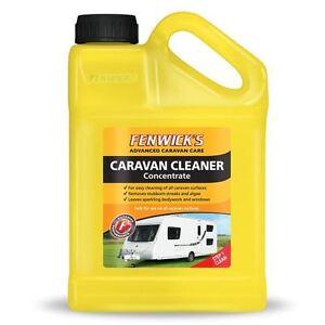 Fenwicks Caravan Care Cleaner Concentrate 1 L Litre Clean Wash