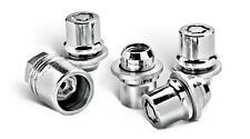 OEM TOYOTA LEXUS SCION WHEEL LOCK KIT ALLOY (FOUR LUG LOCKS WITH MATCHING KEY)