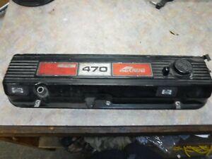 Mercruiser Model 470 Valve Cover
