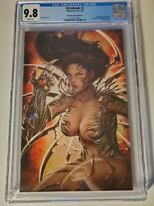 CGC 9.8 Witchblade #1 25th Anniversary Ariel Diaz Virgin Variant NM