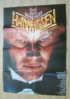 Filmplakat - Hanussen ( Klaus-Maria Brandauer , Erland Josephson )