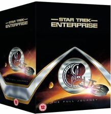 Star Trek - Enterprise The Complete Collection 5014437192035 DVD Region 2