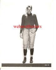 Vintage Charles Starrett QUITE HANDSOME SEXY FOOTBALL PLAYER Publicity Portrait
