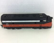Mantua Tyco HO Scale New Haven Diesel Locomotive Engine UNTESTED