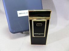 Fine Silver Match Electronic Lichtbogen Cigarette Lighter - Black - New - 674175