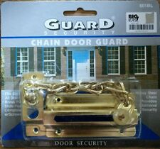Chain Door Guard Security Lock Heavy Duty Steel Chain