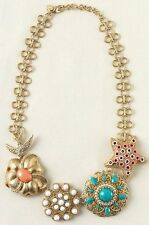 Stella And Dot Birds of Paradise Statement Necklace