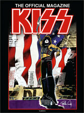 The Official KISS Magazine #2 Paul Stanley Cover