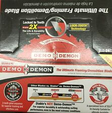 Special Price!!!10Pc. Freud Diablo D0724DA 7-1/4x24th Demo Demon Circ. Saw Blade