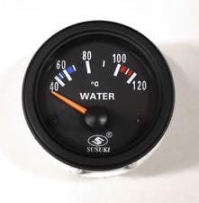 Universal 2 Inch Water Temperature Gauge 40-120°c Mechanical Sweep Dial