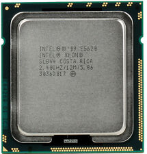 ➔ Intel Xeon Quad Core 2.4Ghz E5620 Processor CPU SLBV4 single CPU *AU stock*