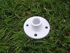 Gartenlaube Ersatz/Ersatz Teile : Fuß / Base Platte 20mm Durchmesser (
