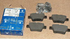 Peugeot 307 307 New Set Of Rear Brake Pads Part Number 4253.98 Genuine Part