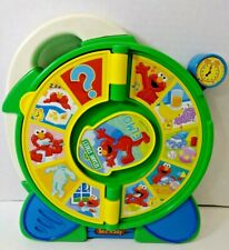Sesame Street Elmo's Day See 'n Say - Fisher Price, Flip Page, H7699