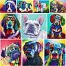 Pug Dog Full Drill DIY 5D Diamond Painting Embroidery Cross Stitch Kit Decor Art