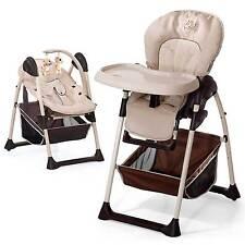Hochstuhl & Babyliege ab Geburt - Hauck Sit'n Relax - Zoo (klappbar, mit Tisch)