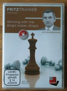 """ChessBase Fritztrainer Bologan """"Winning with the King's Indian Attack"""""""