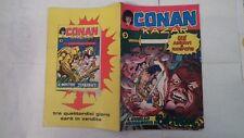CONAN E KA-ZAR 1 CORNO CON ADESIVI B