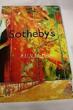Sotheby's Contemporary Art Evening Auction London 21 June 2007 paperback