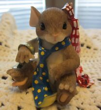 """Charming Tails Special """"Tie""""- Dings For A Special Dad Fitz & Floyd McKenzie Nice"""