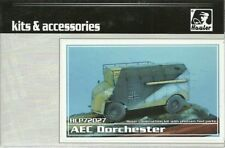Hauler 1/72 AEC Dorchester Armoured Command Vehicle