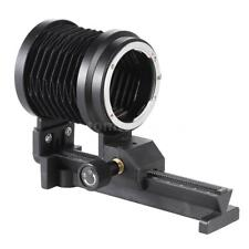 Macro Extension Bellows Tube for Nikon DSLR F Mount Lens D7100 D5300 D3300 D810