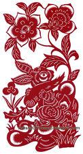 Chinese Folk Paper Cuts Chinese Zodiac Symbol - Rabbit