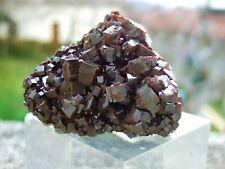 - Minerali Grezzi Cristalloterapia - VANADINITE rosso scuro (25) marocco