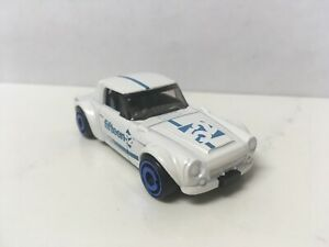 2018 Hot Wheels Loose Kmart Exclusive White Nissan Fairlady 2000 Fifteen52