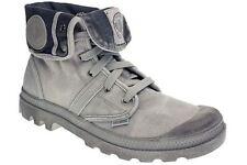 Stivali , anfibi e scarponcini da uomo grigi marca Palladium