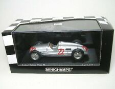 Auto Union Type D N° 22 Gangant Italian GP 1938