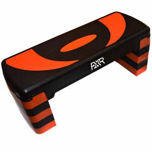 FXR Sports Adjustable 5 Level Aerobic Stepper