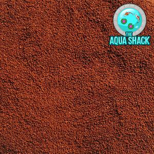 Micro Granules Colour Enhancing Fish Food Aquarium Tropical Protein Health Bulk