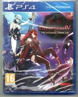 Deception IV (4) The Nightmare Princess  'New & Sealed'   *PS4(Four)*