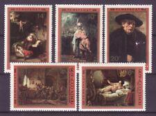 Sowjetunion UDSSR Nr.  4551-55 ** Gebrutstag von Rembrandt