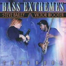 Bass Extremes - Cookbook by Steve Bailey & Victor Wooten