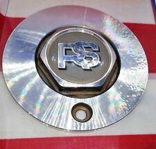 4 Borchie coprimozzo Ford RS originale - 4 Hub cups RONAL 003055 -90029 5051160