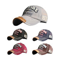 Men Women Plain Baseball Cap Trucker Hip-Hop Sport Golf Snapback Adjustable Hat