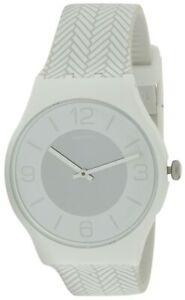 Swatch WHITE GLOVE Unisex Watch SUOW131