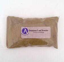 1 oz. Damiana Leaf Powder (Turnera Diffusa) <28 g / .063 lb>