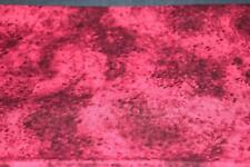 1 Yd Jennifer Sampou Bty Quilting Fabric The Red Sea Pinks Purples #1723